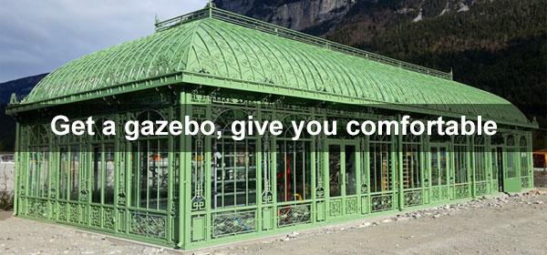 Metal Gazebo Price& Buy Steel Gazebo Canopy