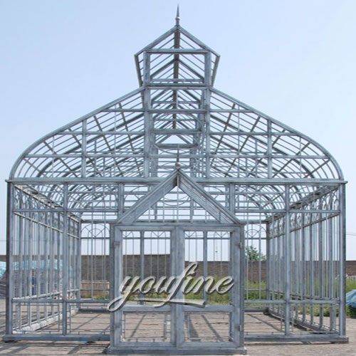 Hot selling Outdoor large metal roof gazebo frame for backyard