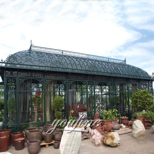 Hot selling Outdoor large metal gazebo for garden decor