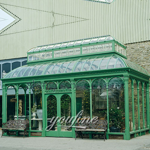 Buying large outdoor steel round gazebo with best price